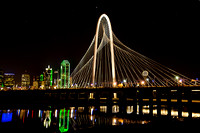 Margret Hunt Hill Bridge - Dallas, TX